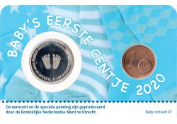Nederland 2020 Coincard...
