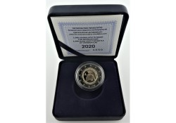 Griekenland 2020 2 euro...
