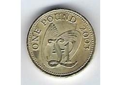 Guernsey 2003 1 Pound Unc