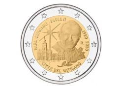 2 euro Vaticaan 2020...