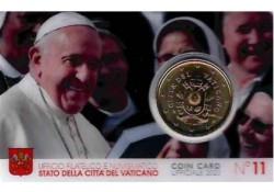 50 Cent Vaticaan 2020 in...