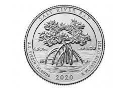 U.S.A ¼ Dollar Salt River...