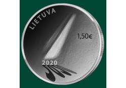 Litouwen 2020 1½ euro...