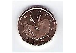 1 Cent Andorra 2018 Unc
