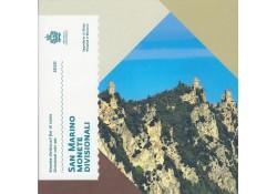 Bu set San Marino 2020 Met...