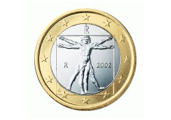 1 Euro Italië 2012 UNC