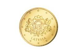10 Cent Letland 2014 UNC