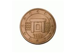 2 Cent Malta 2012 UNC