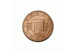 1 Cent Malta 2012 UNC