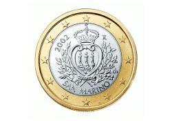 1 Euro San Marino 2006 UNC