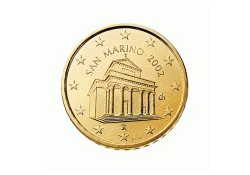 10 Cent San Marino 2010 UNC