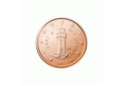 1 Cent San Marino 2005 UNC