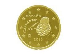 20 Cent Spanje 2013 UNC