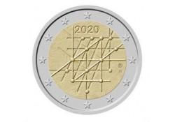 2 Euro Finland 2020 Turku Unc