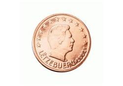 2 Cent Luxemburg 2013 UNC