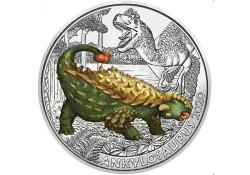 Oostenrijk 2020 3 euro...