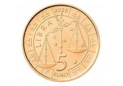 San Marino 2020 5 Euro...