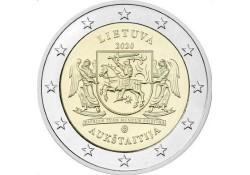 2 Euro Litouwen 2020...