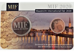 Nederland 2020 MIF Coincard