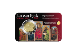 2 Euro België 2020 'Jan van...