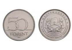 Hongarije 2020 50 Forint...