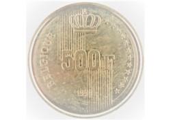 België 1990 500 Francs...