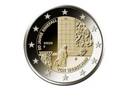 2 Euro Duitsland 2020 J...