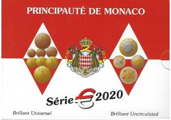 Monaco 2020 Bu set