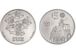 Portugal 2020 5 Euro '500...