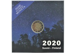 2 Euro Finland 2020 Turku Proof
