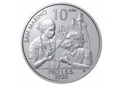 San Marino 2020 10 Euro Pro...