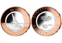 10 Euro Duitsland 2020 D...