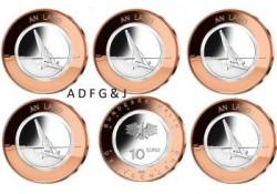 10 Euro Duitsland 2020 ADFG...