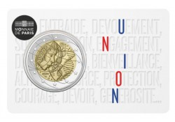 2 euro Frankrijk 2020...