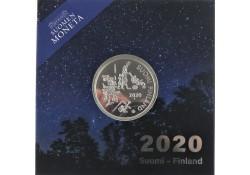 Finland 2020 20 Euro '100...