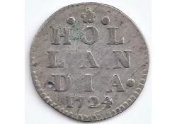 Povincie Holland 1724...