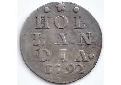 Povincie Holland 1792...