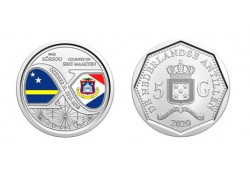 5 Gulden Nederlandse...