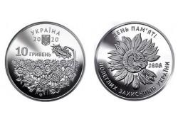 Oekraïne 2020 10 Hryven Unc...