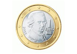 1 Euro Oostenrijk 2004 UNC