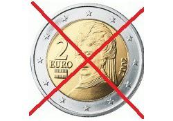 2 Euro Oostenrijk 2007 UNC DEZE BESTAAT NIET