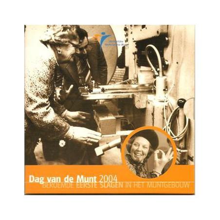 Nederland 2004 Dag van de muntset