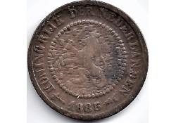 Nederland 1885 ½ Cent...