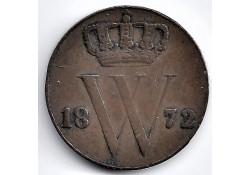 Nederland 1872 ½ Cent...
