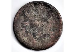 Nederland 1821 B ½ Cent...