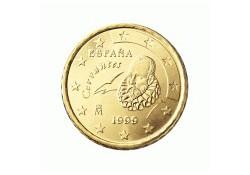 10 Cent Spanje 2002 UNC