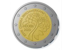 2 Euro Andorra 2020 Unc...