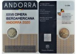 copy of 2 Euro Andorra 2020...