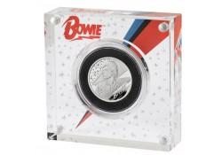 Groot Brittannië 2020 1 Pound 'David Bowie' ½ Ounce Silver