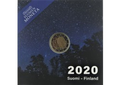 2 Euro Finland 2020 'Väinö...